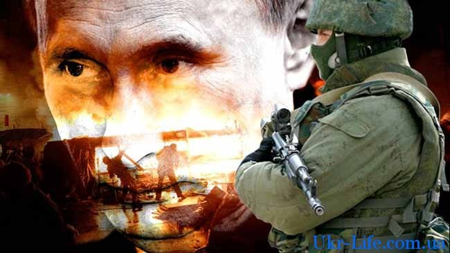 Путин и солдаты