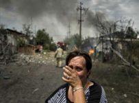 Ужасающие события на Донбассе