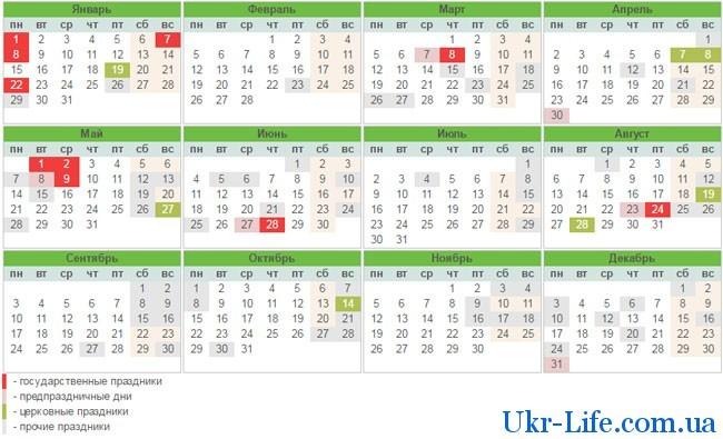 Праздники апреля 2017 производственный календарь