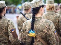 военнослужащие девушки