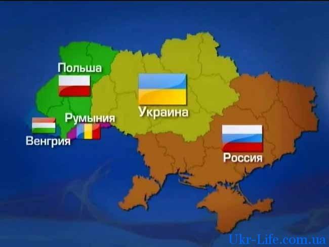карта и страны
