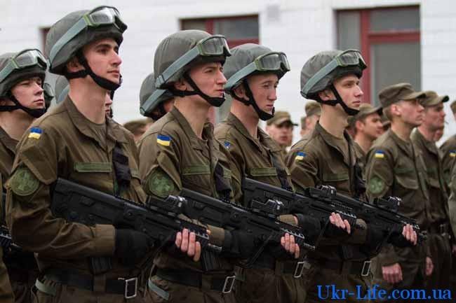 когда в Нацгвардии повысят зарплату в Украине