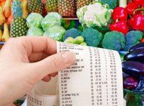 Цены на Украине на продукты сегодня