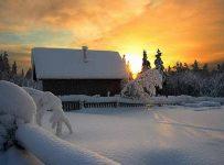 погода в Украине на январь