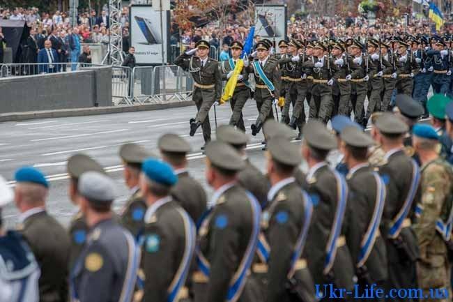 парада в честь Дня Независимости
