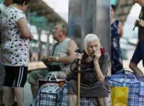 Пенсии для тех, кто находится на территории Украины