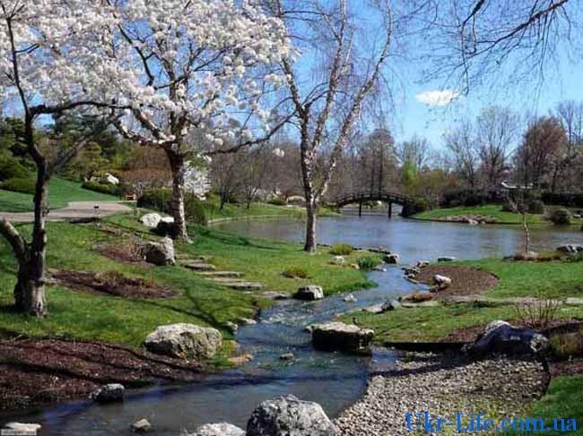 Апрель считается самым удивительным и прекрасным весенним месяцем