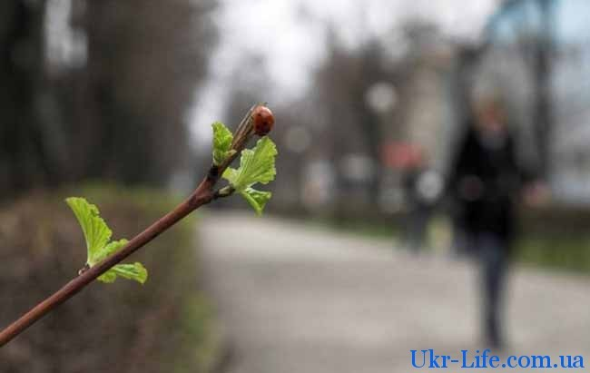 апрель - это непостоянный месяц