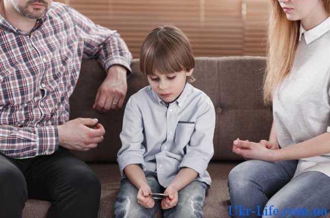 об  алиментах на ребенка