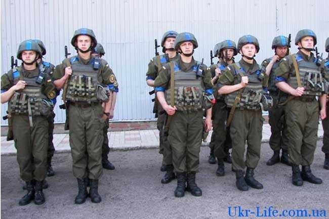Что собой представляет Нацгвардия Украины