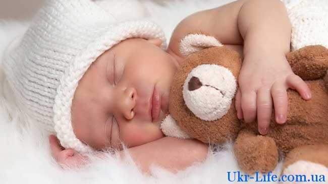 перечисление средств на малыша