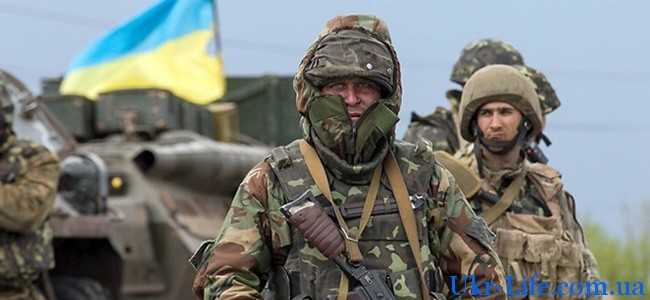 Мобилизованные войска – солдаты