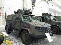 боевые машины «Козак 2-М»