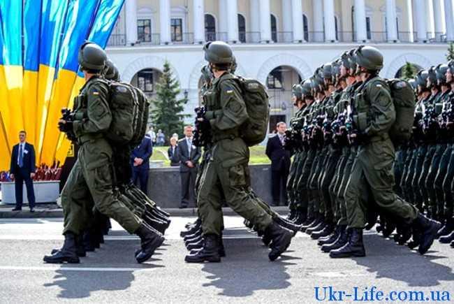 Армия – основная оборонная сила страны