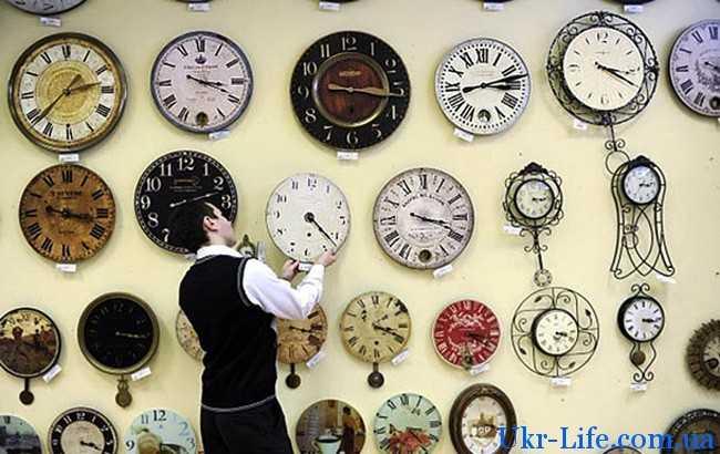 законопроект по переводу часов