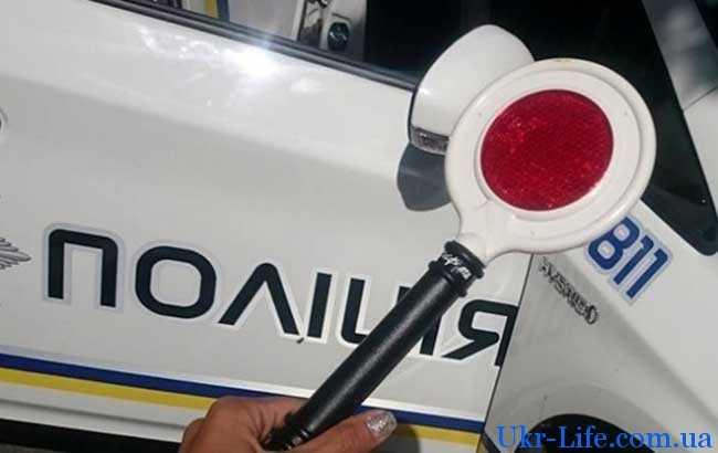 Правила остановки автомобиля сотрудником полиции