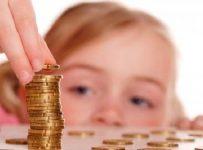гроші дитячі